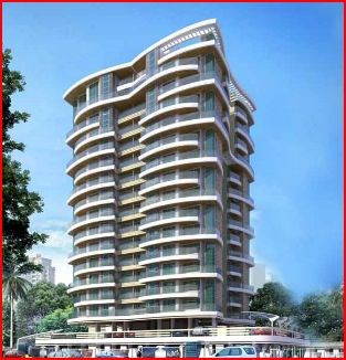 3 BHK apartment for Rent in Imperial Residency, Juhu