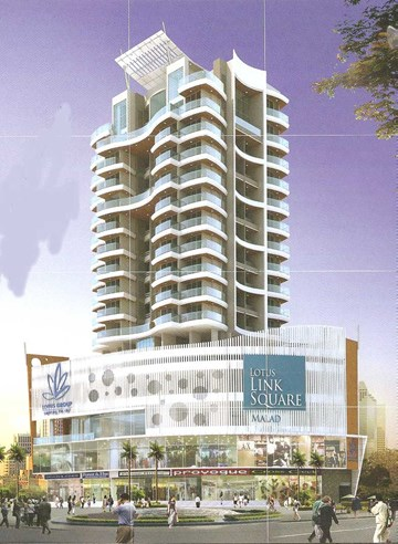 Lotus Link Square, Malad West