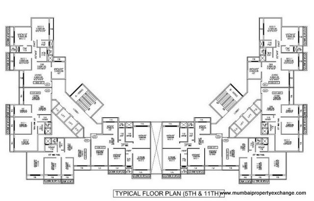 Asian Galaxy Floor Plan