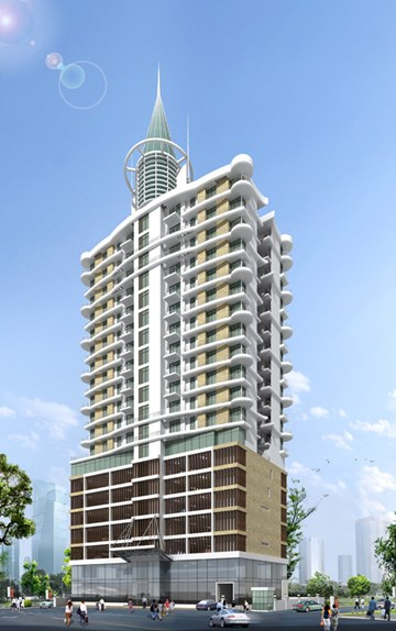 Bella Vista, Thane West