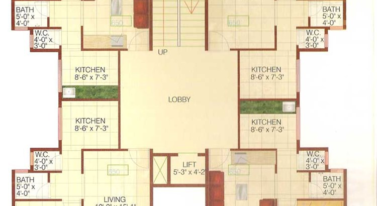 Karnala Floor Plan II
