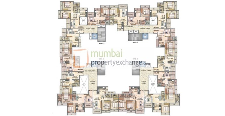 Sai Harmony Floor Plan 2