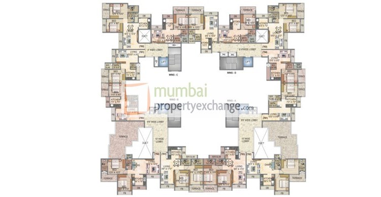 Sai Harmony Floor Plan 3