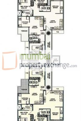 Advance Desire Floor Plan
