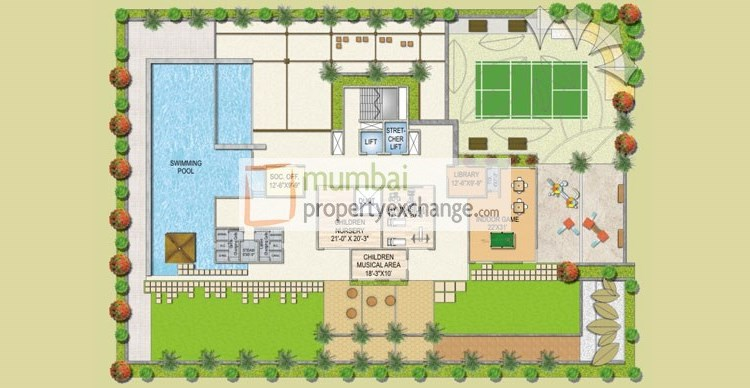 Sai Solitaire Floor Plan I