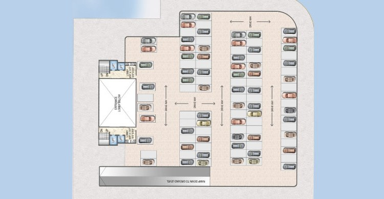Sai Miracle Floor Plan 3
