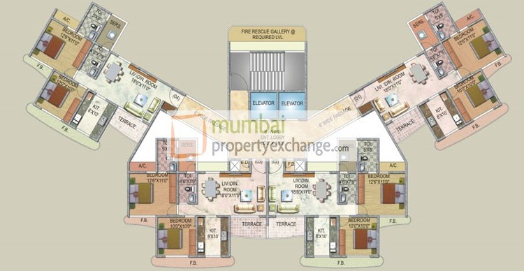 Sai Enclave Floor Plan 5