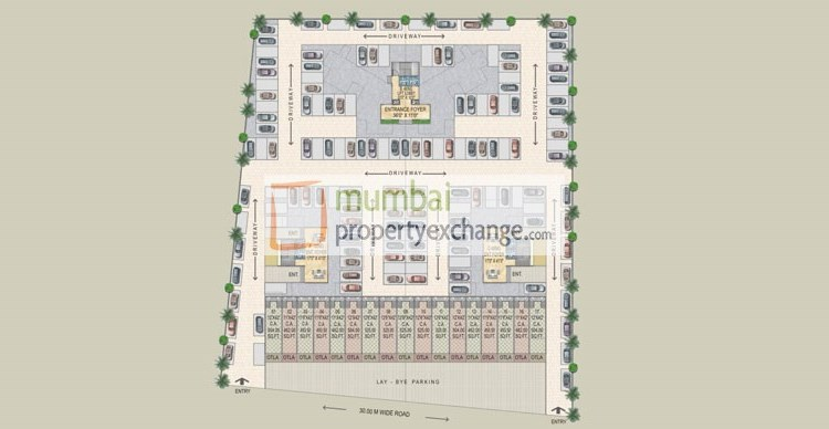 Sai Enclave Floor Plan 7