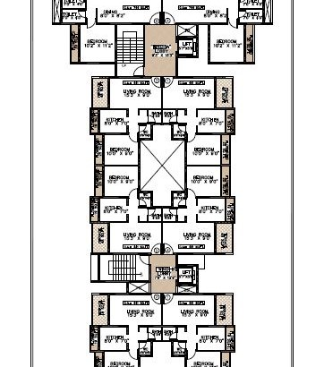 Sai Orchid Floor Plan