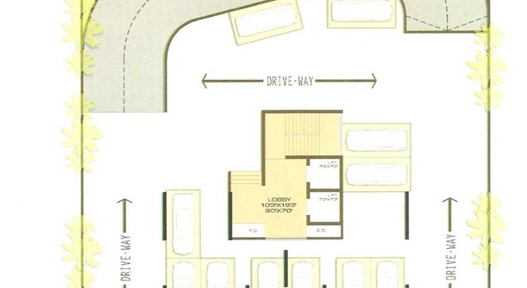 Sai Anant Floor Plan 3