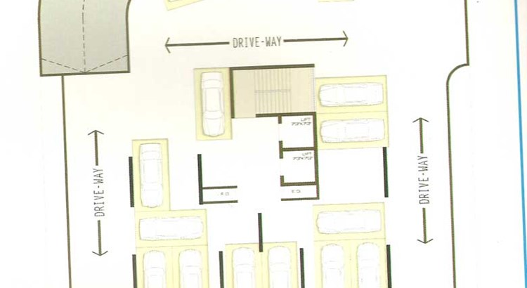 Sai Anant Floor Plan 4