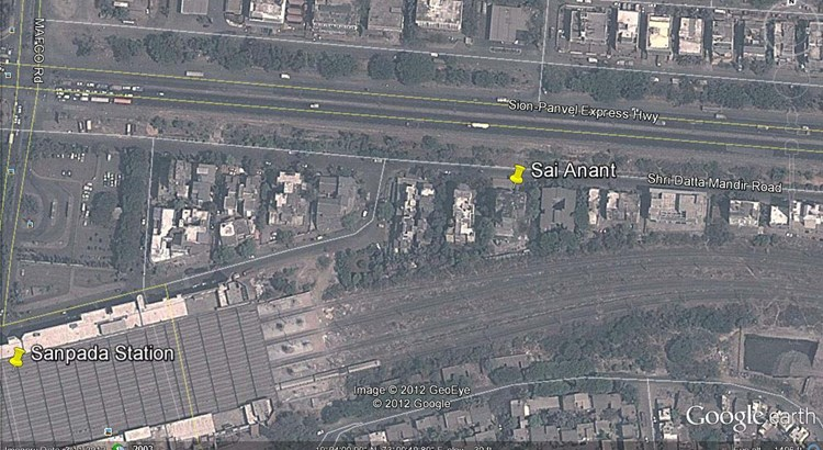 Sai Anant Google Earth