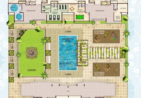 Swaraj Kingston Floor Plan