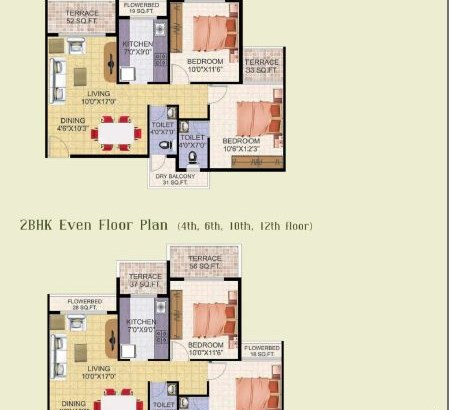 Om Harmony Floor Plan