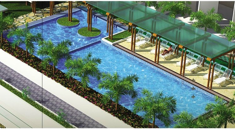 Om Harmony Swimming Pool