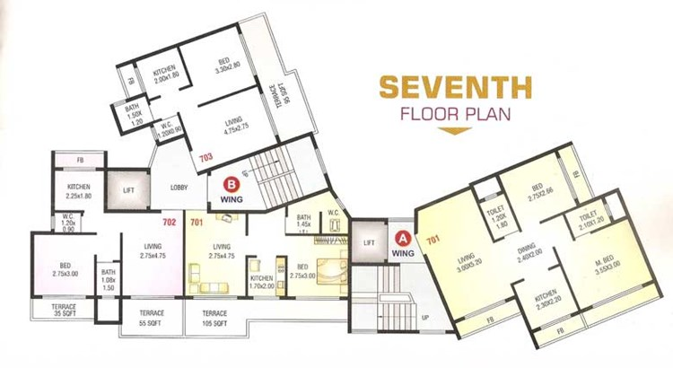 Shree Sai Floor Plan 5