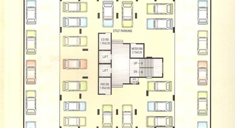 Sai Raj Heights Floor Plan 7