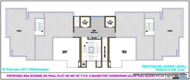 Shimmering Height Floor Plan