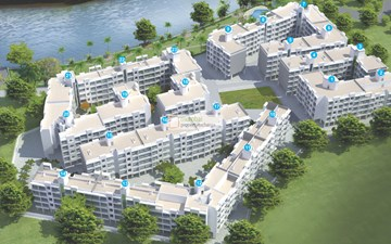 Konnark River City, New Panvel