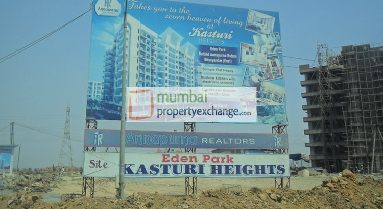 Kasturi Heights 12th March 2011
