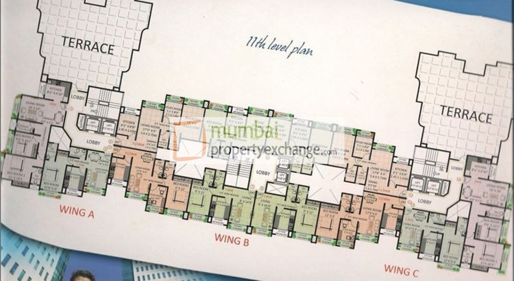 Kasturi Heights Floor Plan 2