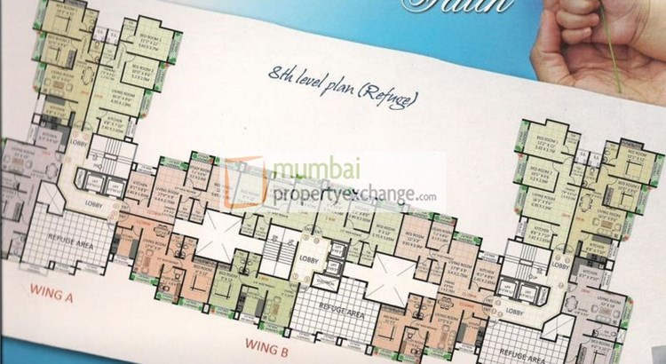 Kasturi Heights Floor Plan 3