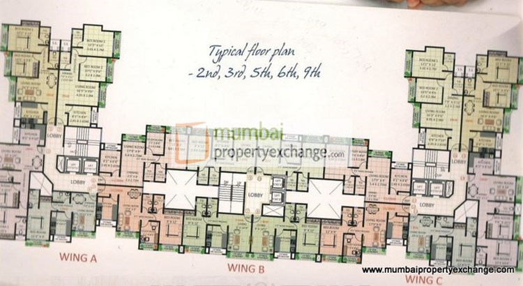Kasturi Heights Floor Plan 5