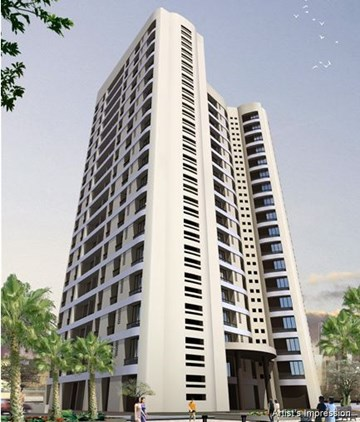 Siddhachal Building No 4, Thane West