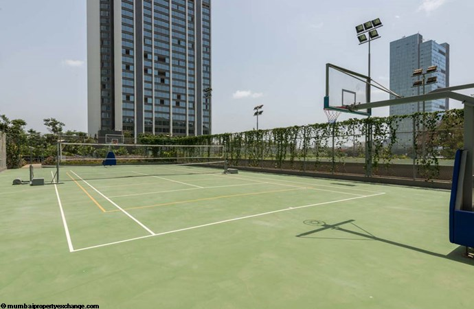Oberoi Esquire Esquire Multipurpose-Court-1