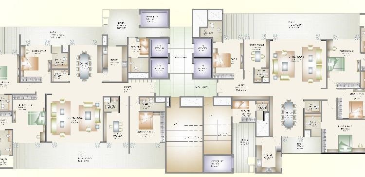Orchid Paradise Floor Plan 2
