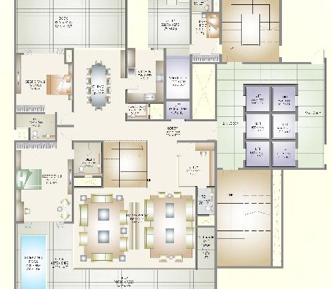 Orchid Paradise Floor Plan 4