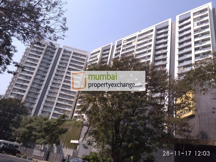 4 BHK apartment for Rent in Kalpataru Sparkle, Bandra East
