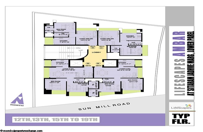 Lifescapes Ambar Floor Plan