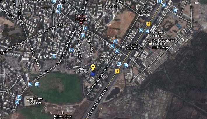 Sankalp Google Location