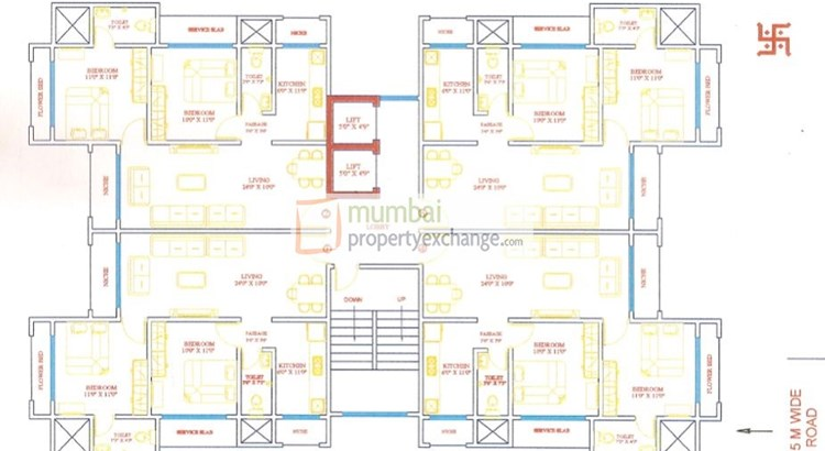 Kedar Darshan Floor Plan 3