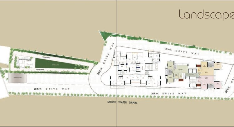 Madhupuri Layout Plan