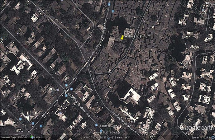 Ashwa Platinum Google Earth