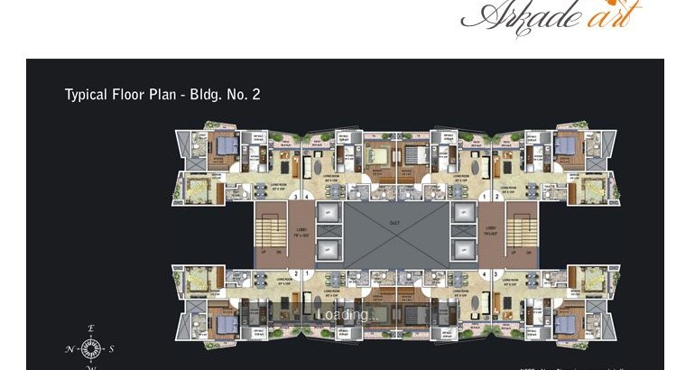 Arkade Art Floor Plan