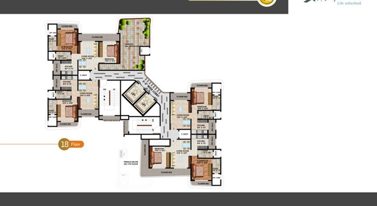 Jayshree Floor Plan IV