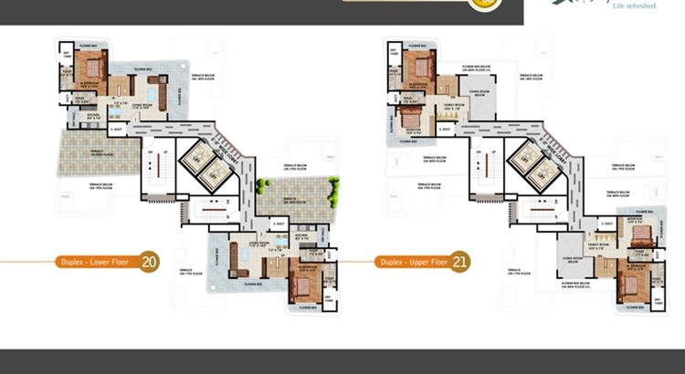 Jayshree Floor Plan VI