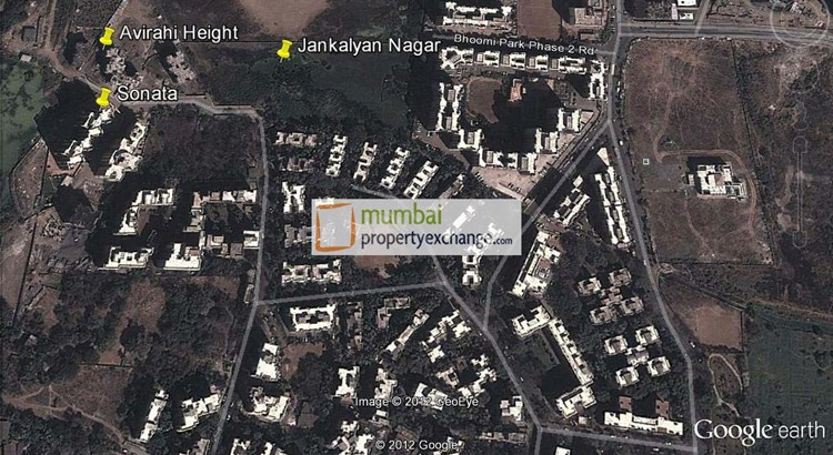 Avirahi Heights Google Earth