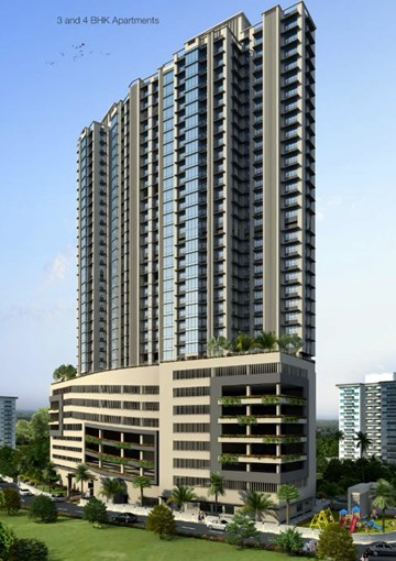 Navdhan Terraces, Goregaon West
