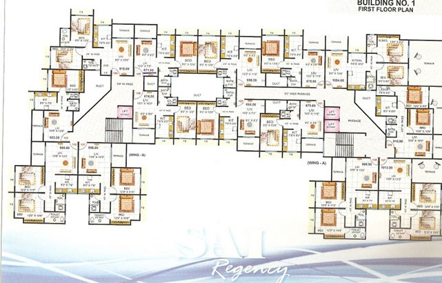 Sai Regency Floor Plan IV