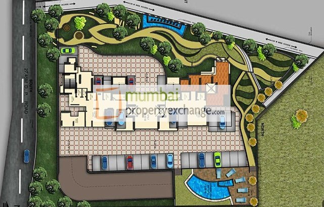Mayfair Hillcrest Layout
