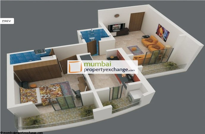 Mauli Pride Floor Plan 1
