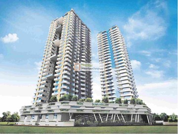 Crystal Spires, Thane West