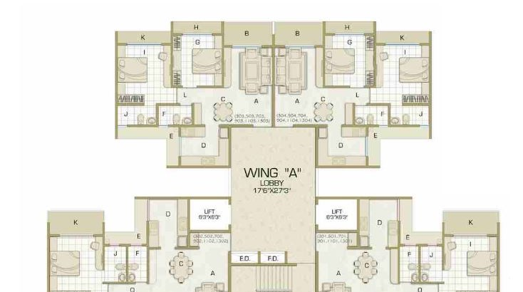 Grey Stone Floor Plan