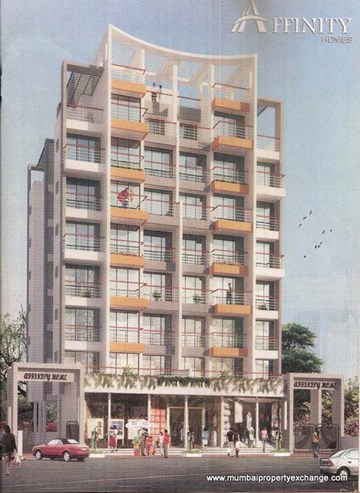 Affinity Homes, Kharghar