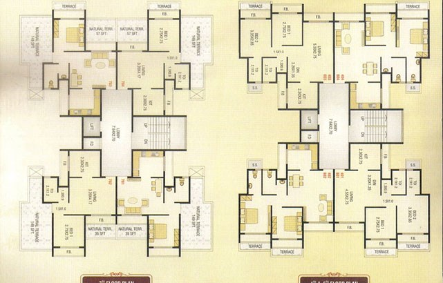 Affinity Homes Floor Plan II
