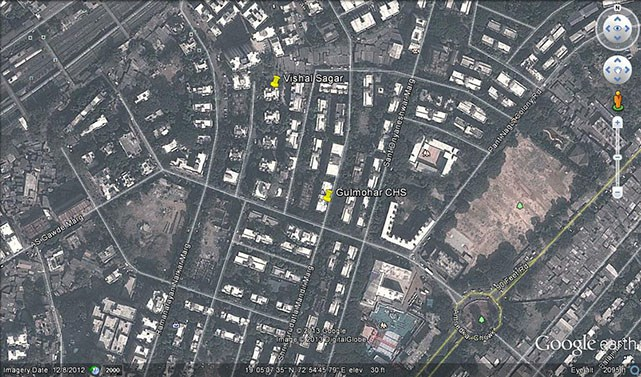 Vishal Sagar Google Earth